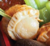 BOILED SCALLOPS | Item Number: 71097 | Package: 2.2lbs