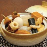 Winning Customers with Oden & Warm Sake